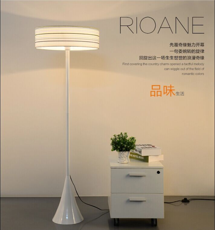 Zhongshan New Creative Nordic Modern Living Room Decorative Lamp Room Floor Lamp High-grade Hotel Project(China (Mainland))