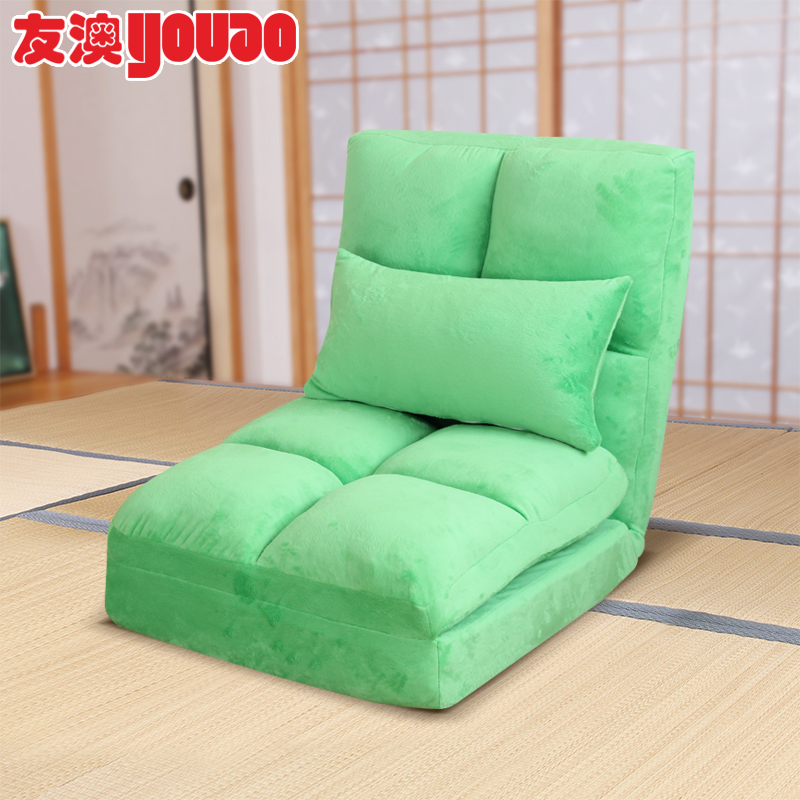 Creative japanese tatami sofa bed floor single thick nap for Sofa bed japan