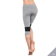 Buy Pinkqueen Capri Sporting Wear Fitness Sexy Woman Pants Hip Push High Gray Pink Yuga Fit Leggings Workout Jeggings for $9.99 in AliExpress store