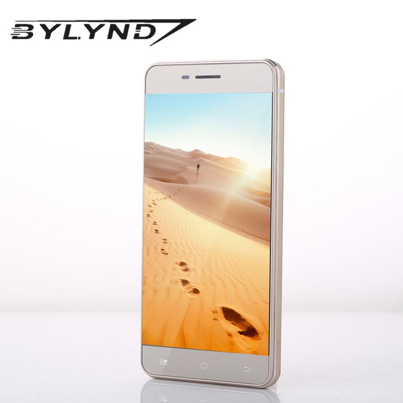 "original mobile phone BYLYND F5 quad core 1G ram 8G rom 8MP Rotating camera 5.0""dual sim card android 5.1 unlock smartphones GPS(China (Mainland))"