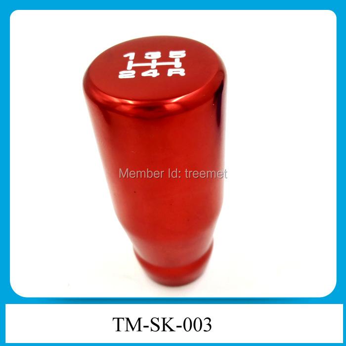 10 X 1.5 vitesse voiture pommeau en rouge couleurs(China (Mainland))