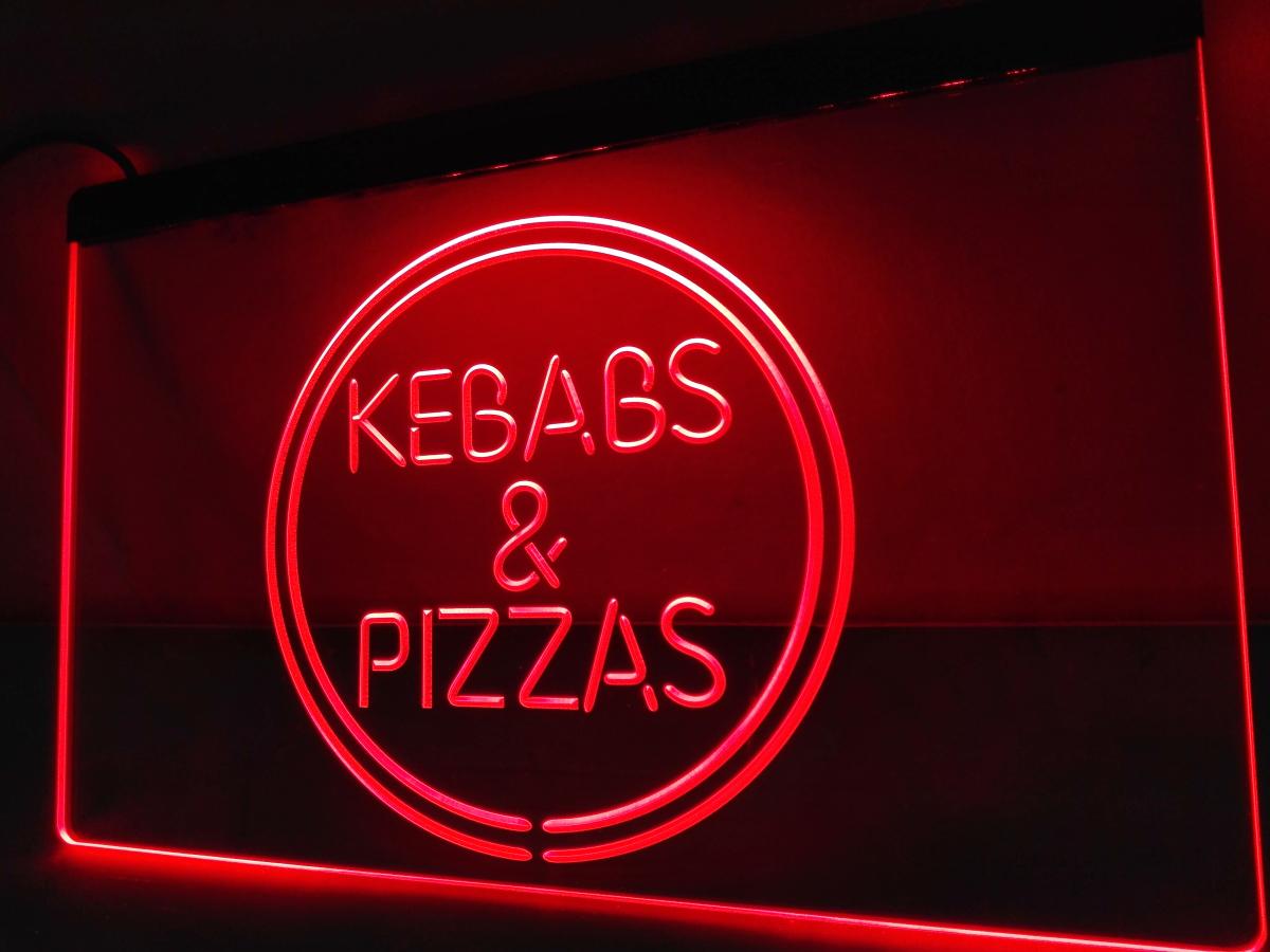 Http Www Aliexpress Com Item Lb588 Kebabs Pizzas Shop Pizza Cafe Led Neon Light Sign Home Decor Shop Crafts 32350495684 Html