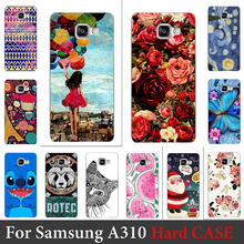 Buy Plastic Hard Phone Case Samsung Galaxy A3 2016 A310 A310F Mobile Phone Cover Bag Cellphone Housing Shell Skin Mask for $1.46 in AliExpress store