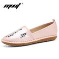 MVVT Quality PU flat shoes women Casual Slip On women loafers moccasins Fashion glitter Zapatos mujer