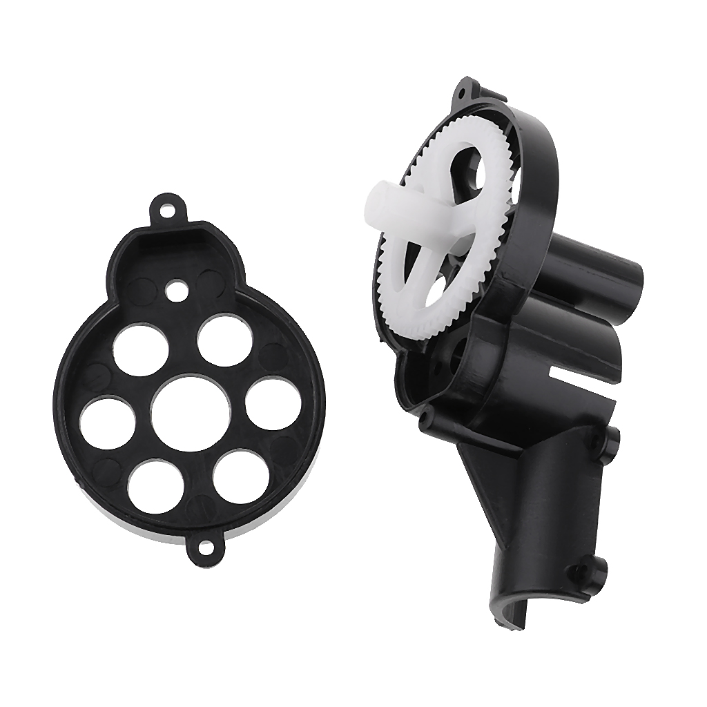 V913-32 Tail Motor Cover Housing Replacement for WLtoys V913 Helicopter Spare Parts