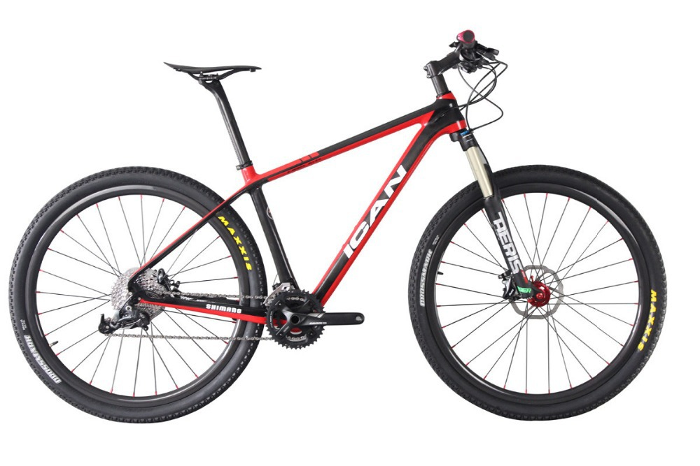 29er High-end Full Carbon Complete Mountain MTB Bicycle X6 With SRAM X5 Groupset,18speed MTB Whole Bike 16/18/20inch For Sale