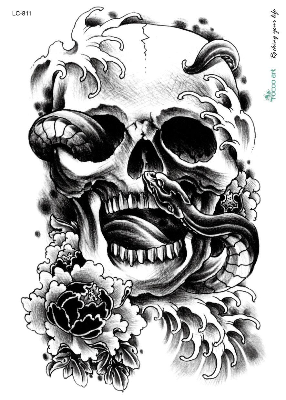 Acquista Allingrosso Online Serpente Tatuaggio Disegni Da