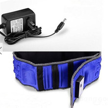 Hot Selling Fashion Modern Vibration Slimming Massage Rejection Fat Weight Lose Belt Health Care Home Bueaty