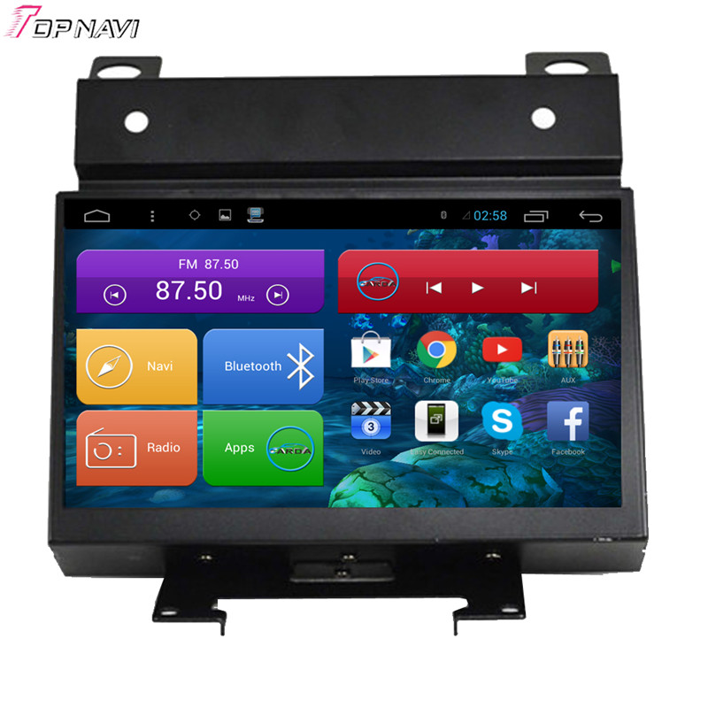 7'' Free Shipping Quad Core Android 4.4 Car Radio for Land Rover Freelander II 2007 2008 2009 2010 11 12 With Stereo GPS Wifi BT(China (Mainland))