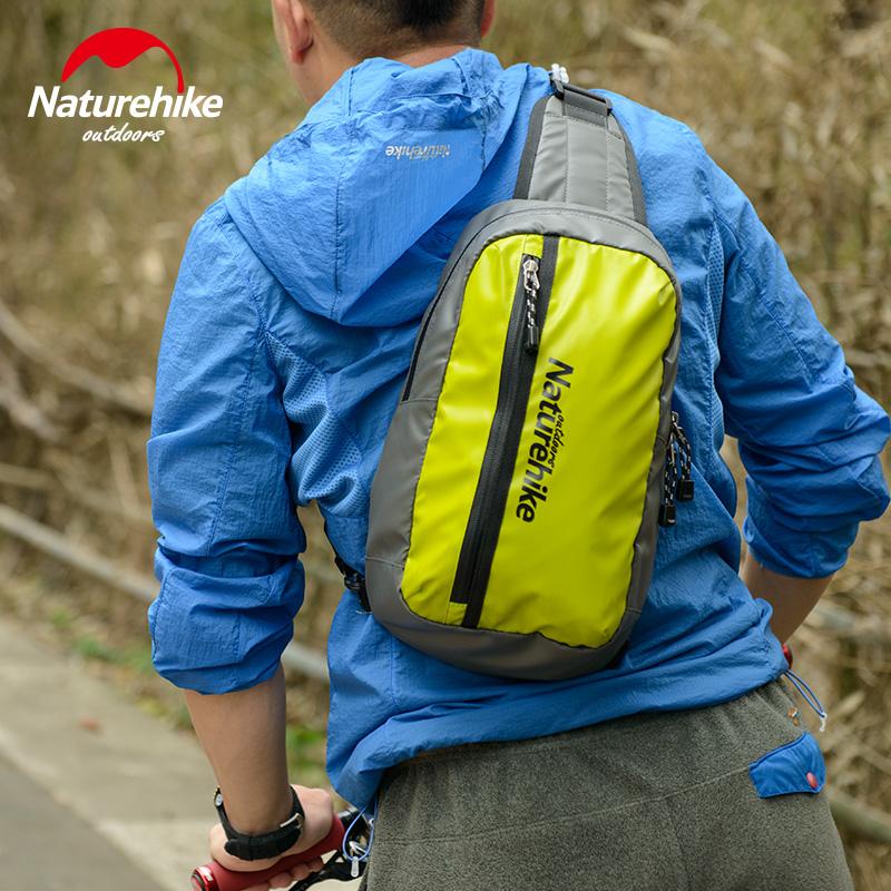 Naturehike 8L Handbag Outdoor Sports Men Women Sports Bag Green Black Orange Blue Team Sports Waterproof Ultralight Messenger(China (Mainland))