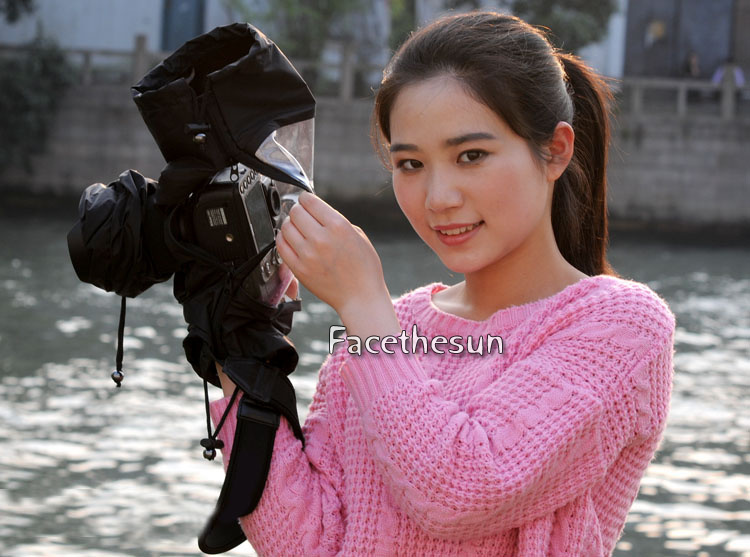 Camera DV Camcorder Raincover DN030-7