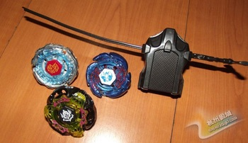 freeshipping Beyblade spin top toy,spinning top,spin top,beylade metal fusion(China (Mainland))