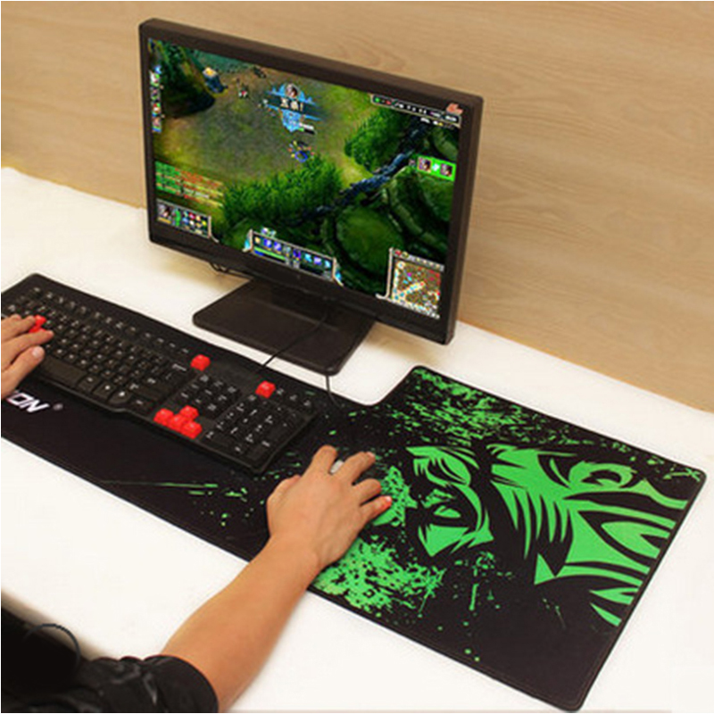 Rakoon 40x90cm Breach Anti Slip 3d Mouse Pad Gamer Large