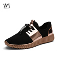 Couple Superstar Air mesh Glossy Gold Men Casual Shoes autumn fashion Breathable Shoes Tenis lace up