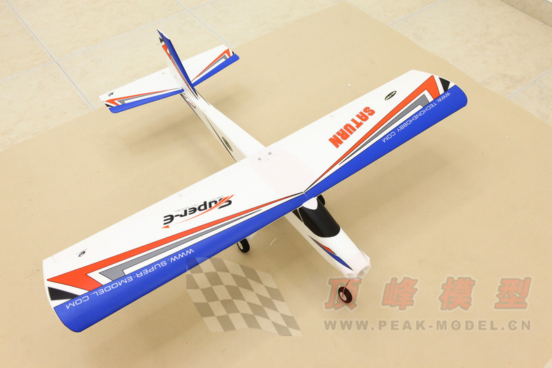 Peakmodel Techone Saturn Fixed Wing Plane Frame kit Training Airplane RC Drone