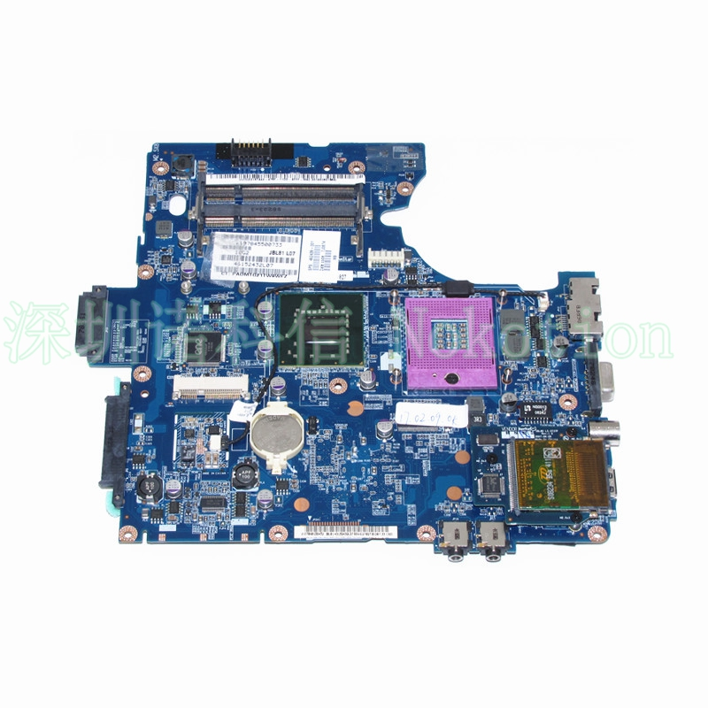 JBL81 LA-4031P 462439-001 For HP Compaq C700 laptop motherboard 965GM DDR2(China (Mainland))