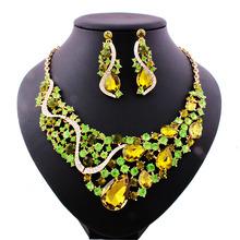 African coral beads jewelry set nigerian wedding african beads jewelry set crystal silver plated wedding jewelry