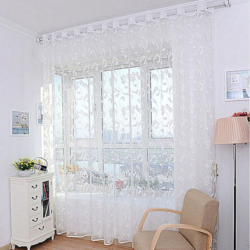 modern curtain french lace curtains voile curtain fabric