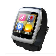 2016 New Bluetooth Smartwatch U18 Smart U montre Android 4.4 montre – bracelet W / GPS Wifi 4 G ROM Smartphone