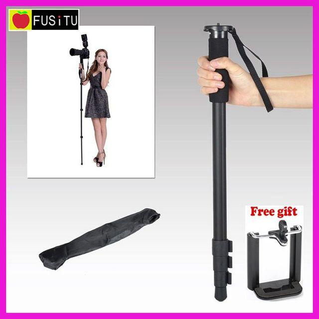 """Weifeng WT1003 67""""(171cm) Aluminum Outdoor Shoot Extendable Handle Selfie Stick Camera Monopod"""