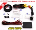RCD330 PLUS AV REAR VIEW CAMERA For VW Golf 5 6 7 JETTA Mk5 MK6 TIGUAN