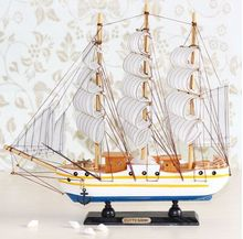Sailing model furnishing articles home decoration interior decoration office of contemporary and contracted sitting room(China (Mainland))