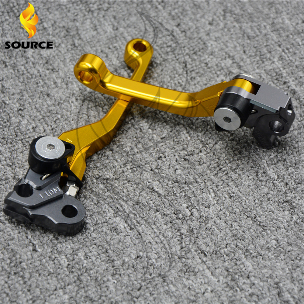motorcycle increased torque of cnc pivot brake clutch levers For KTM EXC SX EXCF XC XCW XCFW 250 300 350 400 450 500 505 525 530(China (Mainland))
