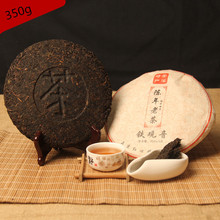 New Products Natural Organic Health 350g Tie Guanyin Tea Cakes Made in 2010 Ripe Oolong Tea Chinese Old Tikuanyin Tea(China (Mainland))