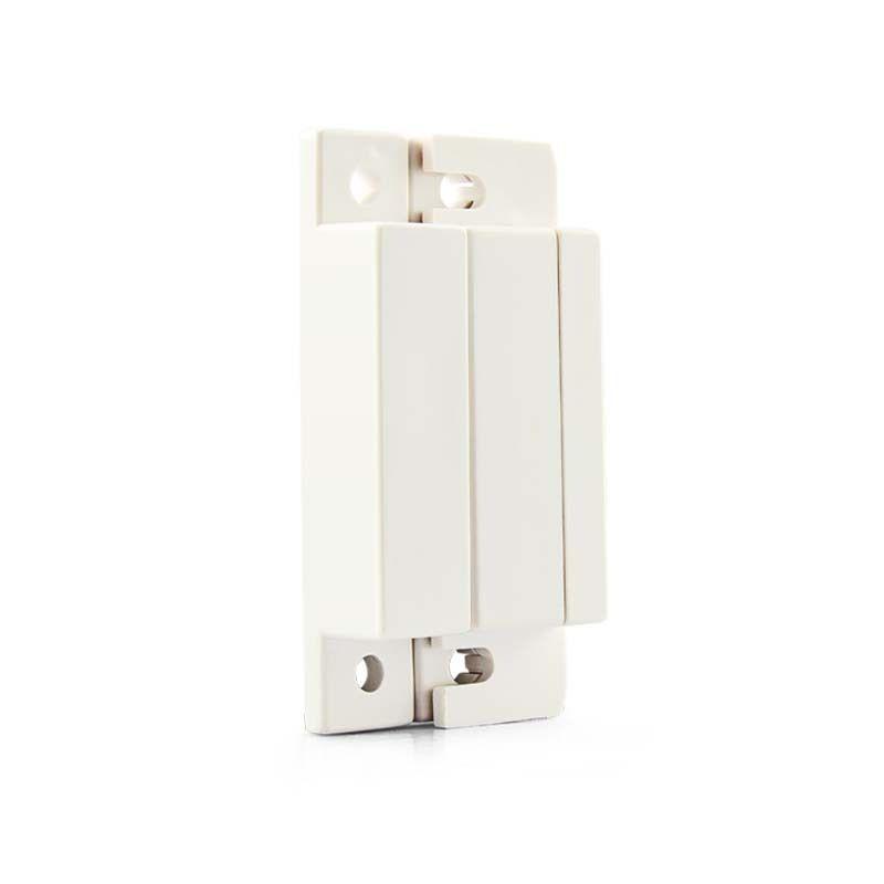 Wired Door Window Magnetic Door Sensor Contact Magnetic Sebsir For GSM Home Alarm System Security Detector(China (Mainland))