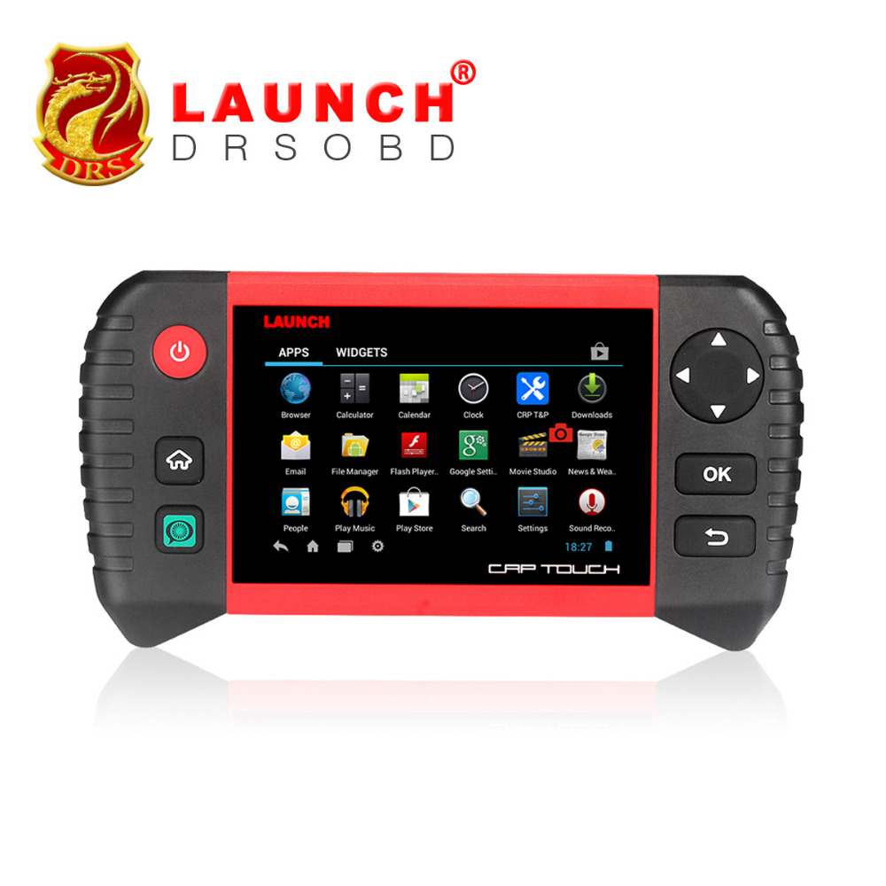 2016 Customized Launch Professional Diagnoic Auto Scan Tool Crp Touch US Version Original Scanner Free Update Online(China (Mainland))