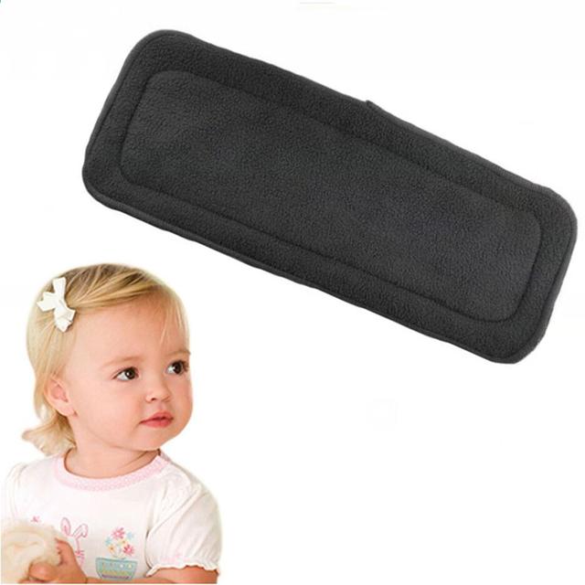 5 / 10 шт. качество детские подгузники из бамбука уголь лайнер вставки для ткань ...