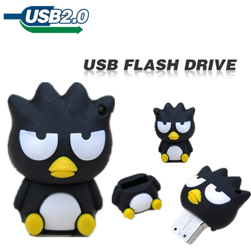 wholesale New USB 2.0 Flash Drive 64GB 32GB 16GB 8GB cute cartoon silicone Sanrio Kitty Pen drive Memory stick U Disk pendrive(China (Mainland))