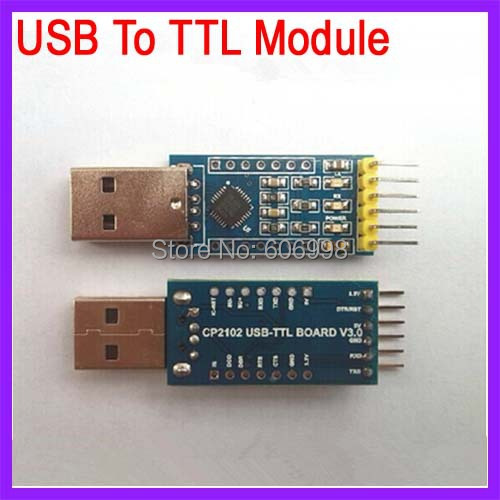 Электронные компоненты A-Digital CP2102 USB TTL Arduino R3 USB To TTL Module cp2102 usb to ttl stc promini download module for arduino