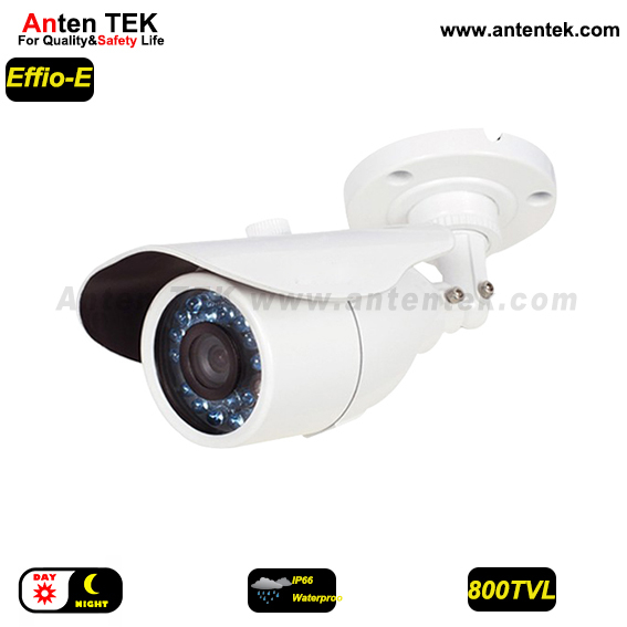 ! Anten AT-CR801EFE Waterproof IP66 3.6mm Lens 700TVL Effio-E CCTV IR Bullet Camera - TEK Electronic Mall store