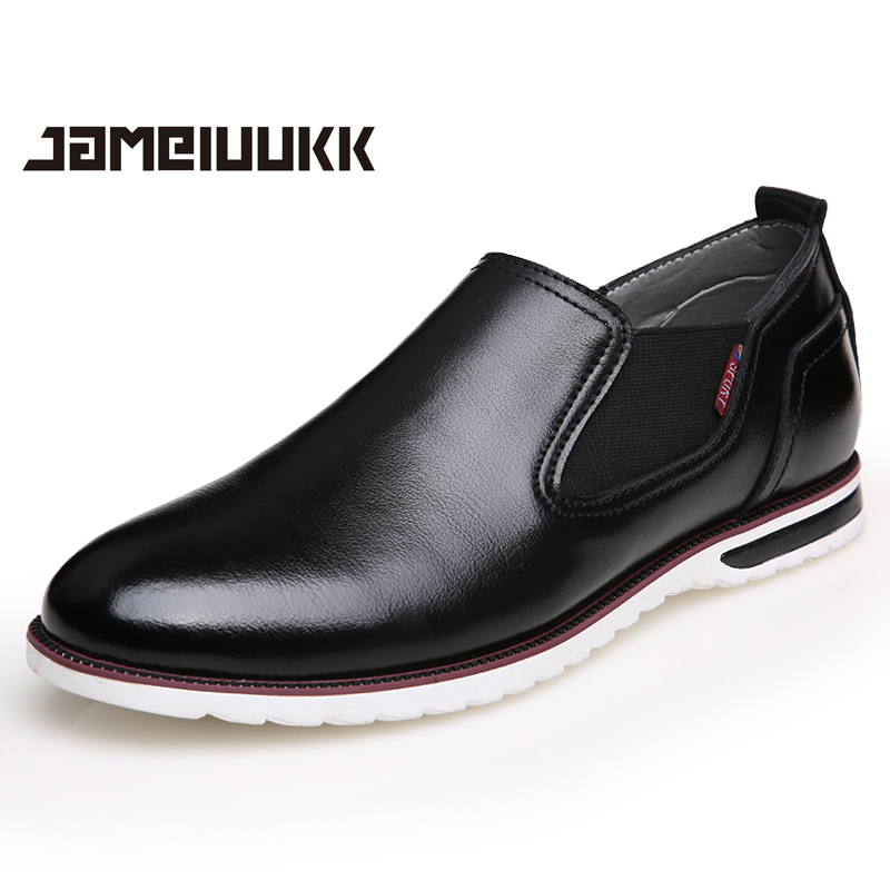 2016 Genuine Leather fashion men casual shoes, New comfortable spring men shoes,brand shoes men,quality men MD shoe(China (Mainland))