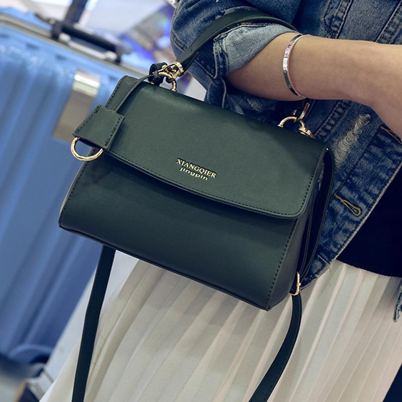 designer handbags women pu leather handbag 2017 new name brand top-handle bags shoulder bag female crossbody messenger bag small(China (Mainland))