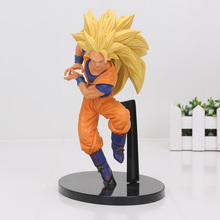 Buy 20cm Dragon Ball Z SCultures Big Super Saiyan 3 Son Gokou Ka Ha Ha Ver. PVC Action Figure Model Toy for $13.61 in AliExpress store