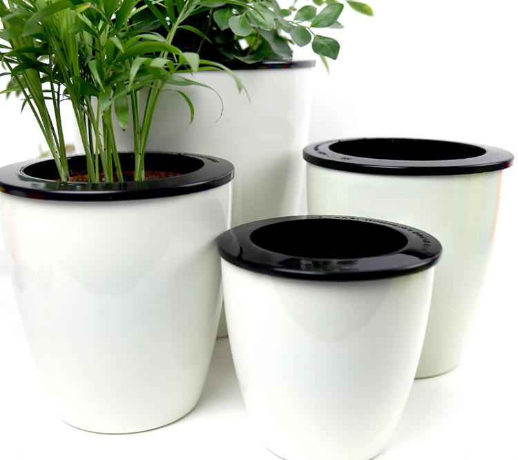 3pcs Self Watering Planter Automatic Watering Plant Pots