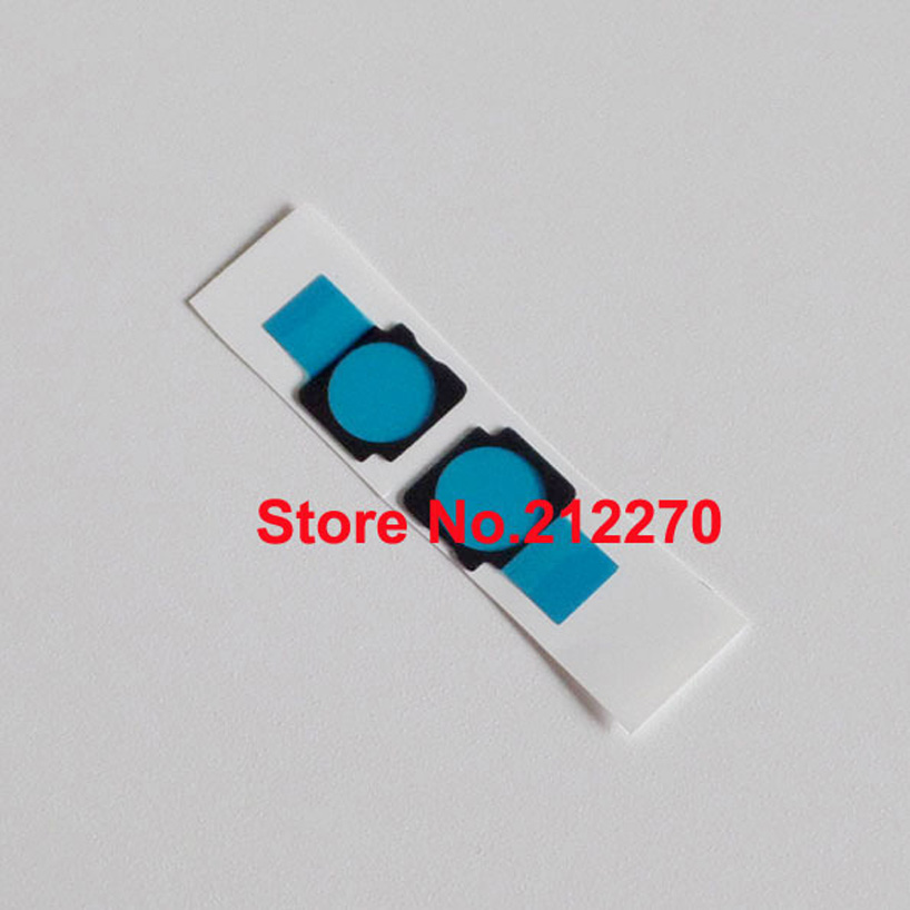 1000pcs/lot New Rear Back Camera Shockproof Shielded Foam Sponge Gasket Pad with Adhesive For iPhone 5S Wholesale