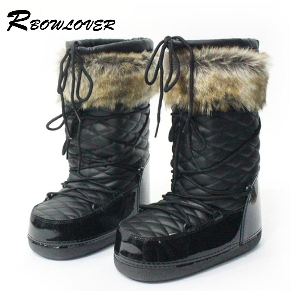 Womens white snow boots size 9 – Modern fashion jacket photo blog