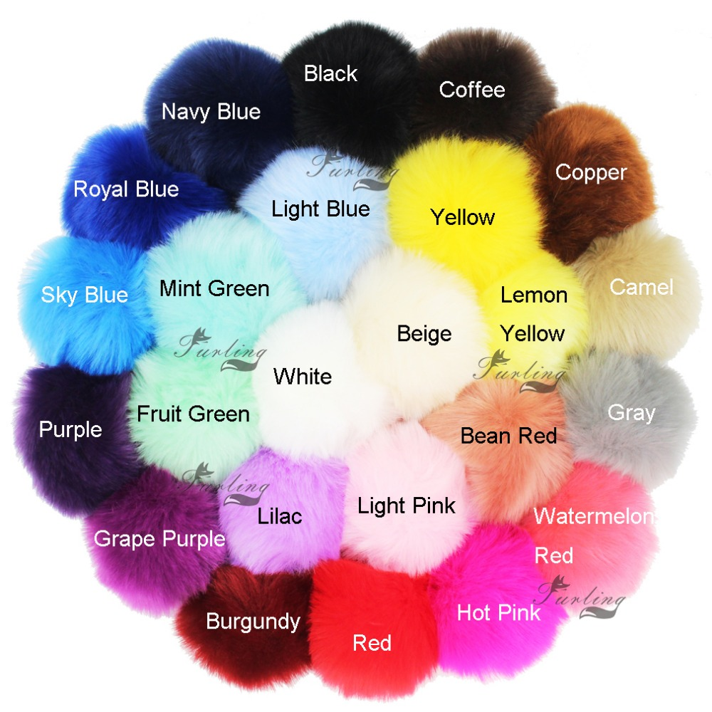 Color chart of 24 colors