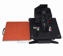 Newest T-shirt heat transfer printing equipment,38*38cm high pressure heat press machine