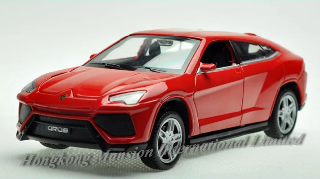132 Car Model For TheLamborghini URUS (1)