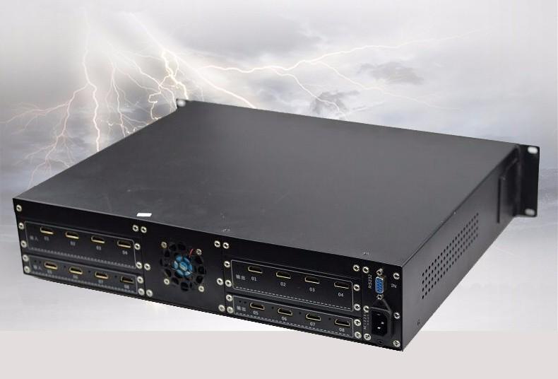 Folaida 4K x 2K 24X24 HDMI матричный коммутатор вставная карта HDMI/DVI 1080P видео RS232 ИК пульт 6