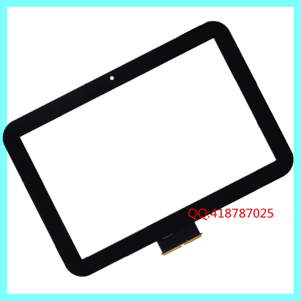 Free shipping New Touch Panel 10.1 Black Digitizer Touch Screen Glass FOR Toshiba Excite Pad AT10 AT10-A-104 <br><br>Aliexpress
