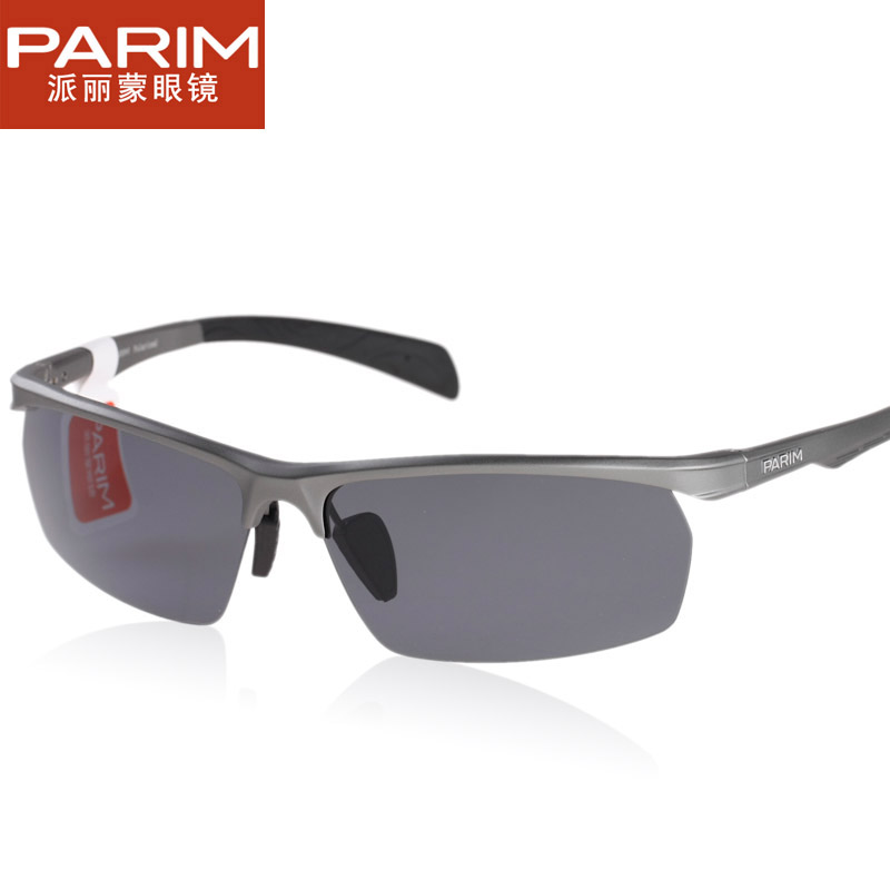 2013 sunglasses male sports aluminum magnesium polarized sunglasses driving glasses 1001
