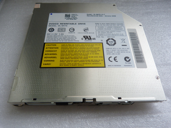 PLDS DVD -RW DH-16AES does not work after upgrading to Windows 10