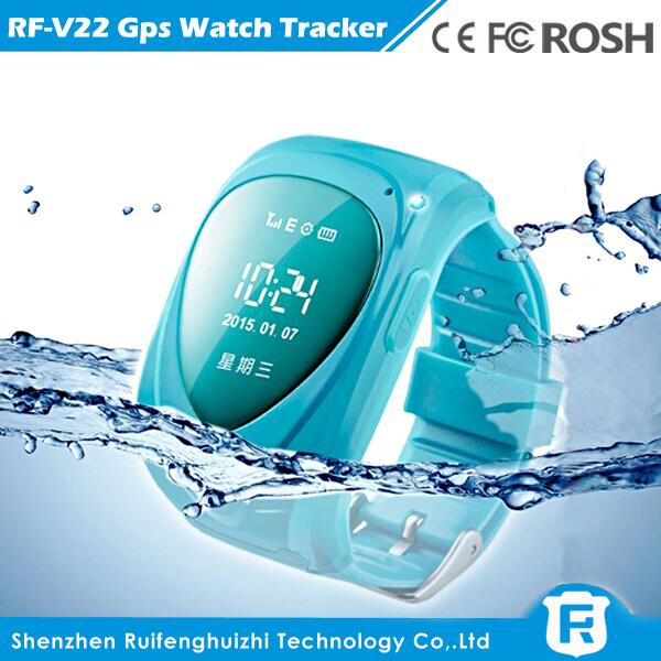 China manufacture gps wrist watch tacker wristbands online tracking(China (Mainland))