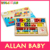 FREE Shipping funny maths abacus educational toy Water Environmental Protection Paint desktop toy for children CP007