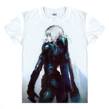 BLAME T-shirts kawaii Japanese Anime t-shirt Manga Shirt Cute Cartoon Killy Cosplay shirts 45662208358 tee 80